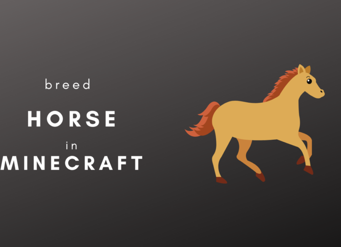 How to Breed Horses in Minecraft?