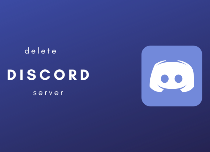 How to Delete a Discord Server?
