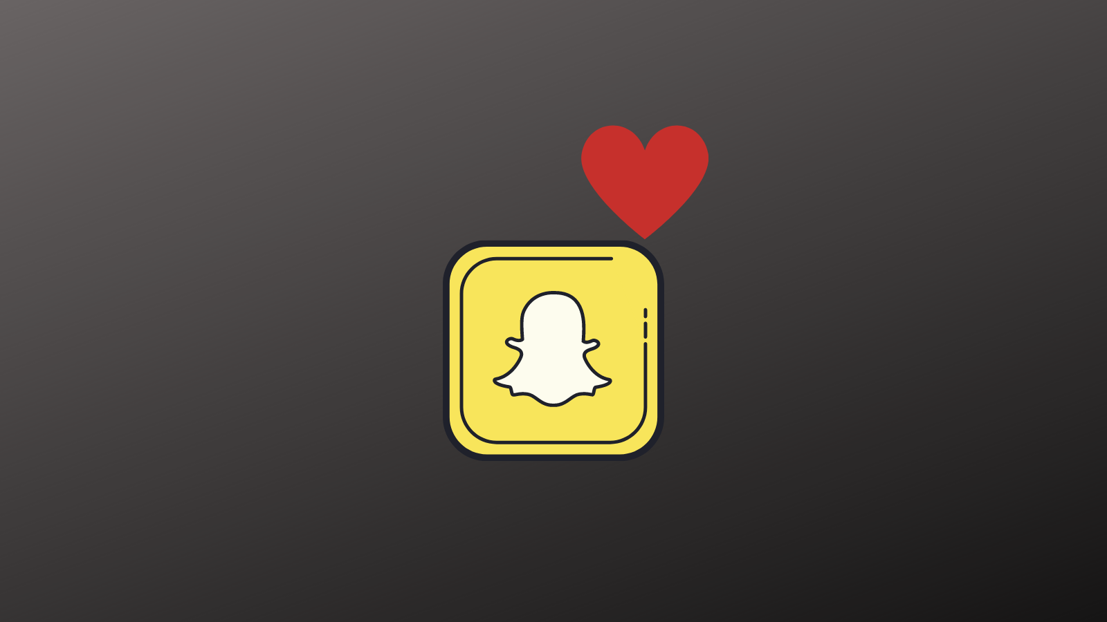 What Does A Heart Next To A Name On Snapchat Mean?