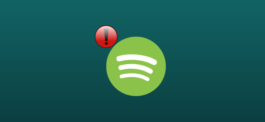 How to Fix Spotify Can't Play This Right Now