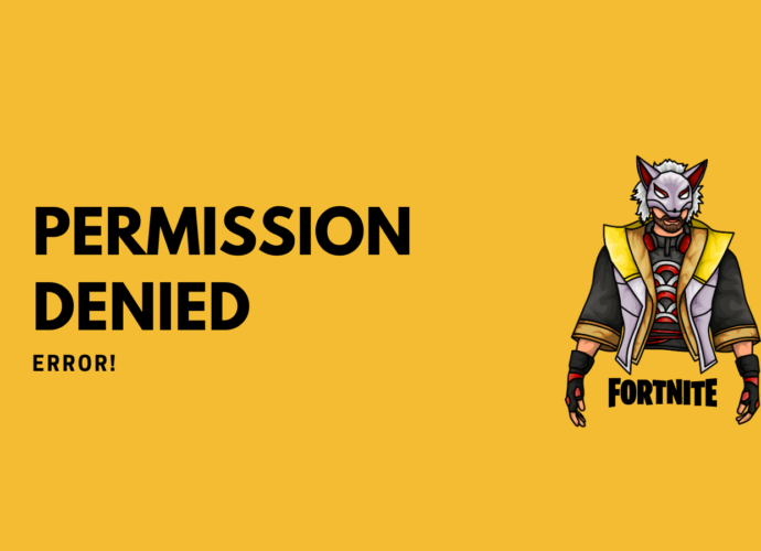 WORKING FIX: You Do Not Have Permission to Play Fortnite