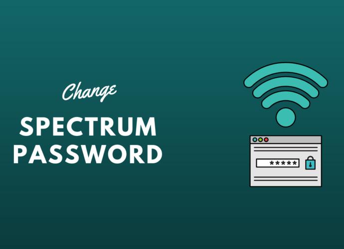 How to Change Spectrum WiFi Password?